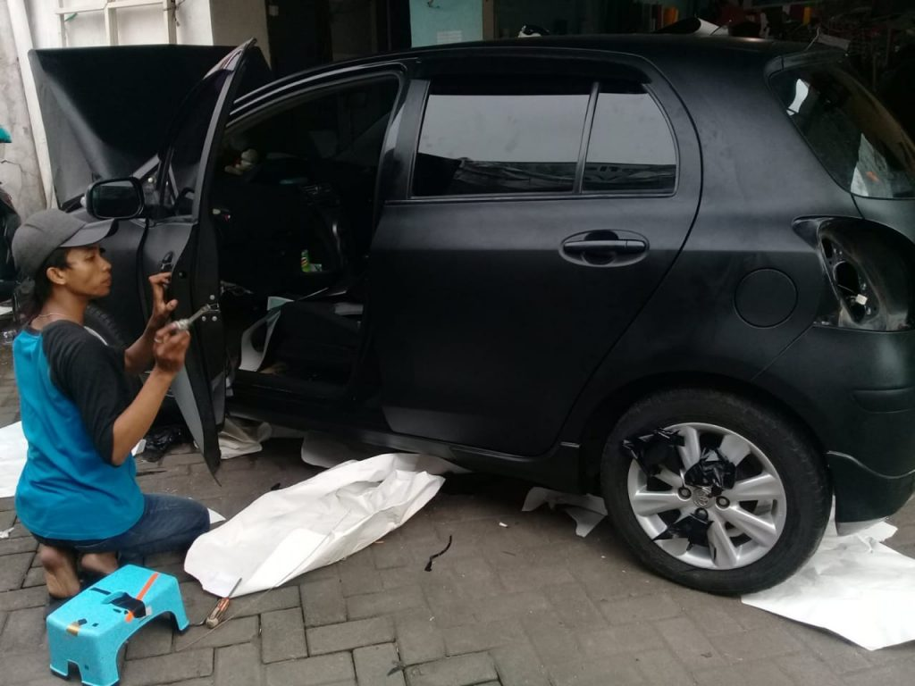 Proses cutting mobil 2